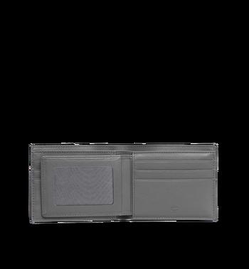 MCM Bifold with Card Case in Visetos Original MXS8AVI35EP001 AlternateView4