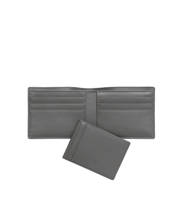 MCM Bifold with Card Case in Visetos Original Alternate View 5