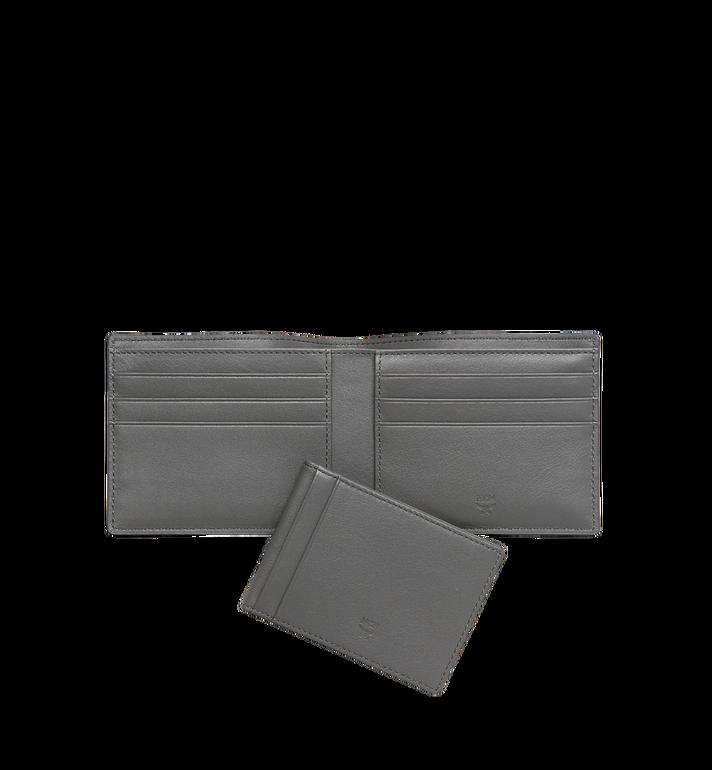 MCM Bifold with Card Case in Visetos Original MXS8AVI35EP001 AlternateView5