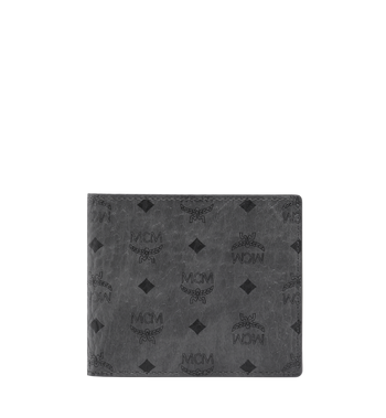 MCM Bifold Wallet in Visetos Original Alternate View