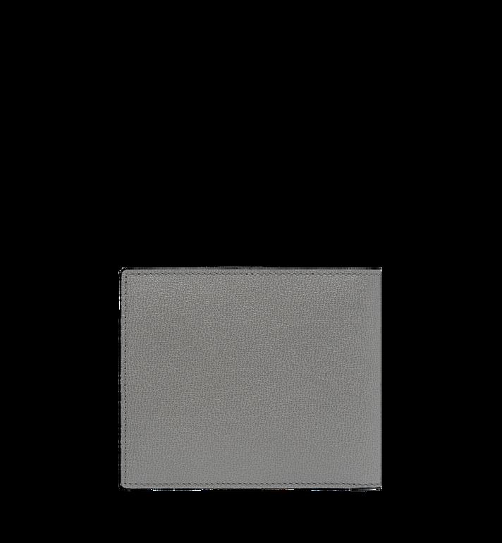 MCM Coburg Bifold Wallet in Textured Leather MXS8SCE08EZ001 AlternateView3
