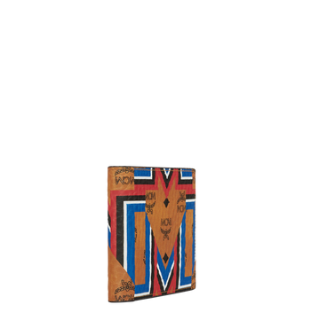 MCM Bifold Wallet in Gunta M Stripe Visetos MXS8SVE63CO001 AlternateView2
