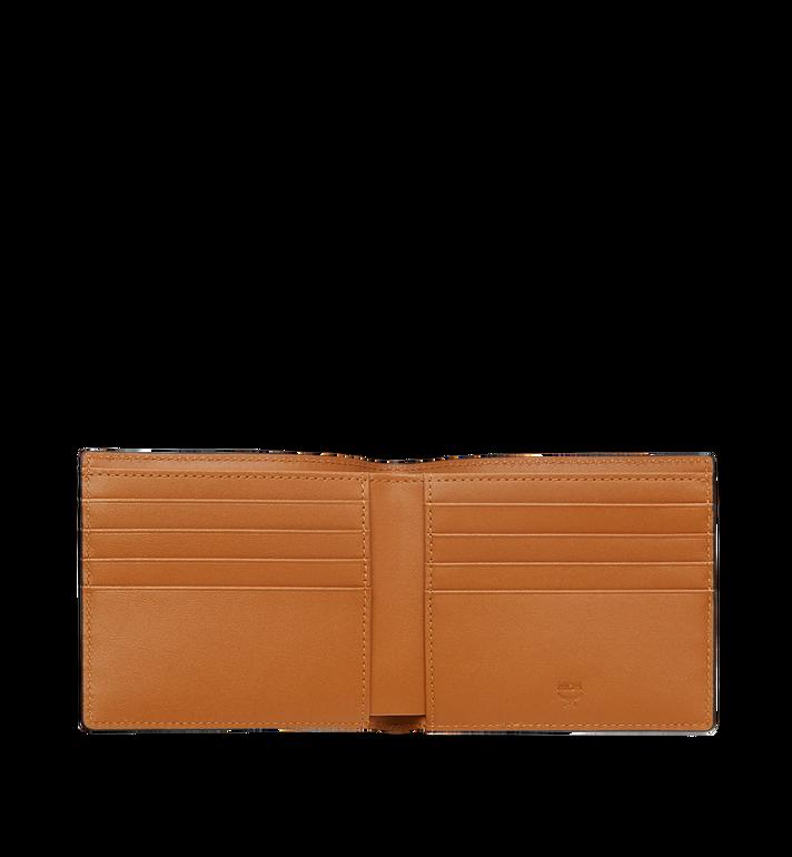 MCM Bifold Wallet in Gunta M Stripe Visetos MXS8SVE63CO001 AlternateView4