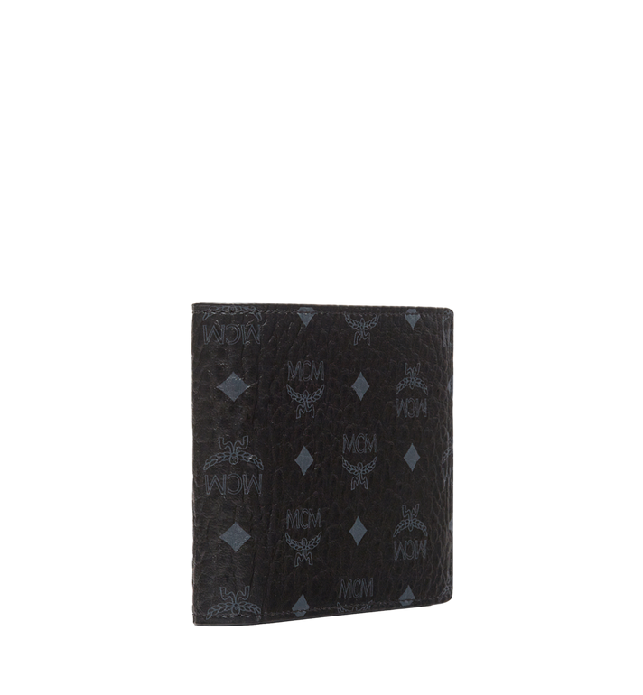 MCM 비세토스 오리지널 카드 케이스 반지갑 Black MXS8SVI35BK001 Alternate View 2