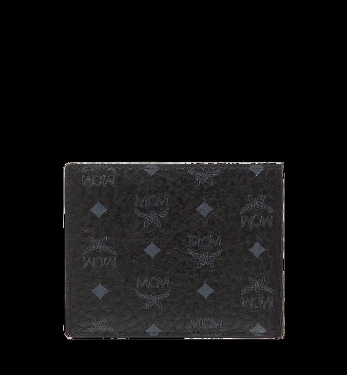 MCM 비세토스 오리지널 카드 케이스 반지갑 Black MXS8SVI35BK001 Alternate View 3