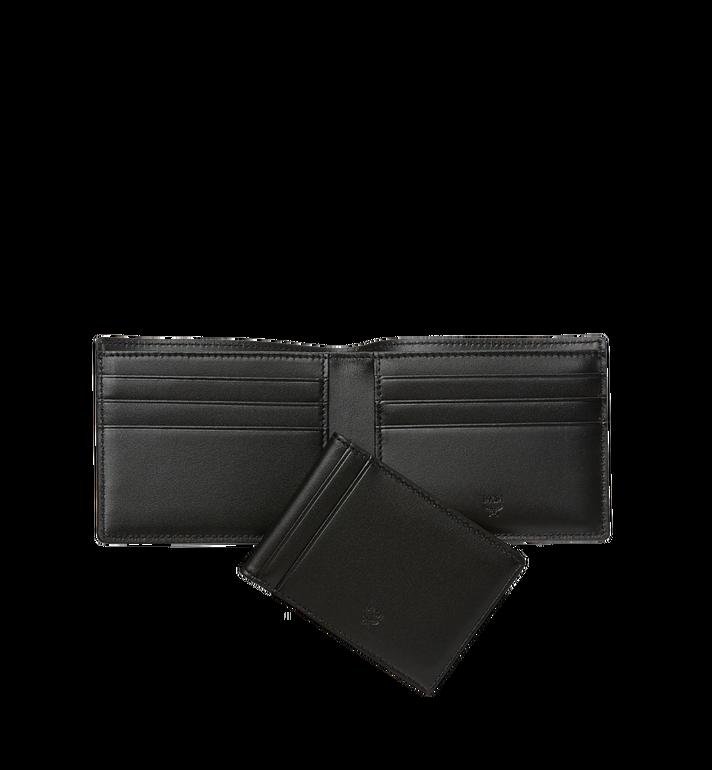 MCM Claus Bifold Wallet in Visetos AlternateView5