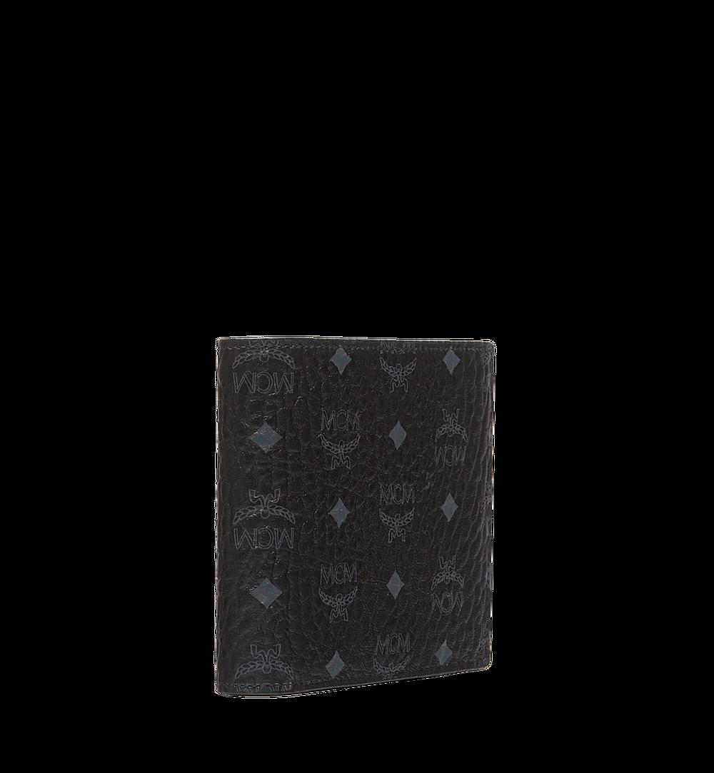 MCM Original gefaltete Brieftasche in Visetos Black MXS8SVI66BK001 Noch mehr sehen 1