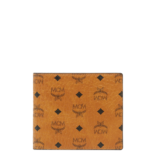 Bifold Coin Wallet in Visetos Original