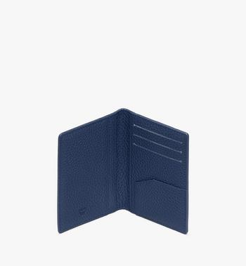 MCM Tivitat Two-Fold Card Wallet in Monogram Leather Alternate View 3