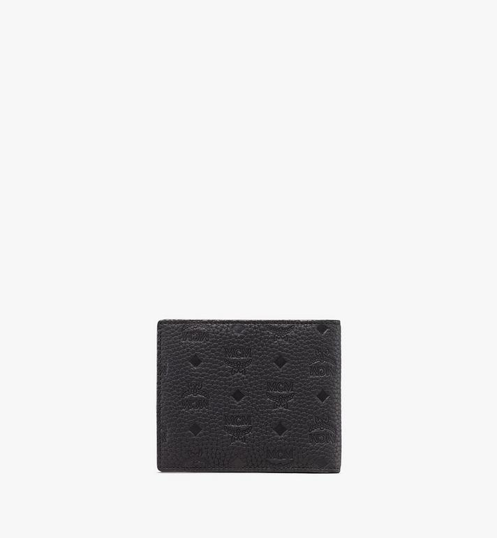 MCM Tivitat Bifold Wallet in Monogram Leather  MXS9ABT29BK001 Alternate View 2