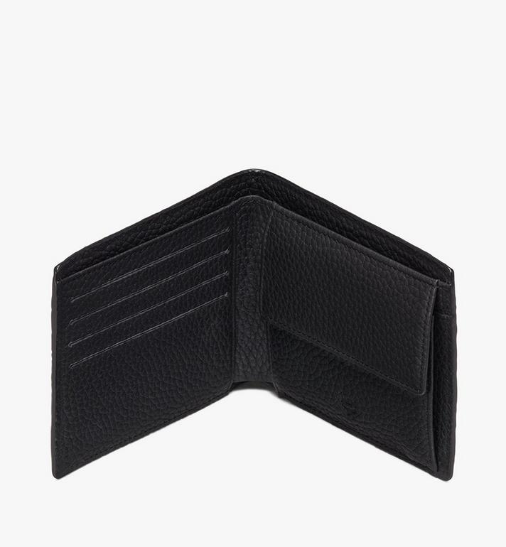 MCM Tivitat Bifold Wallet in Monogram Leather  MXS9ABT29BK001 Alternate View 3