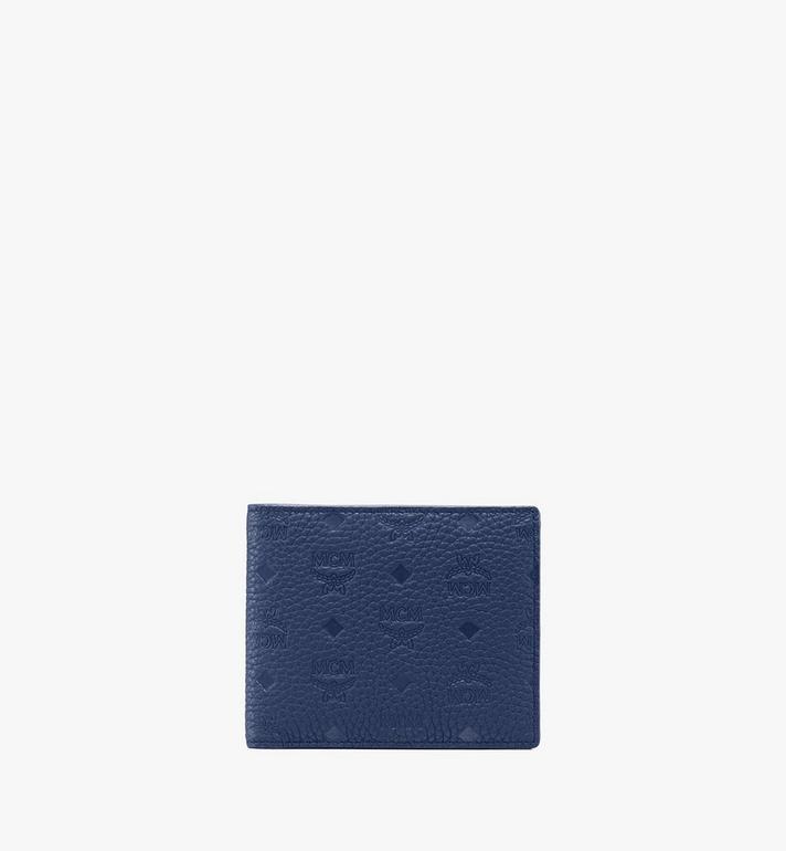 MCM Gefaltete Brieftasche aus Tivitat-Leder Alternate View