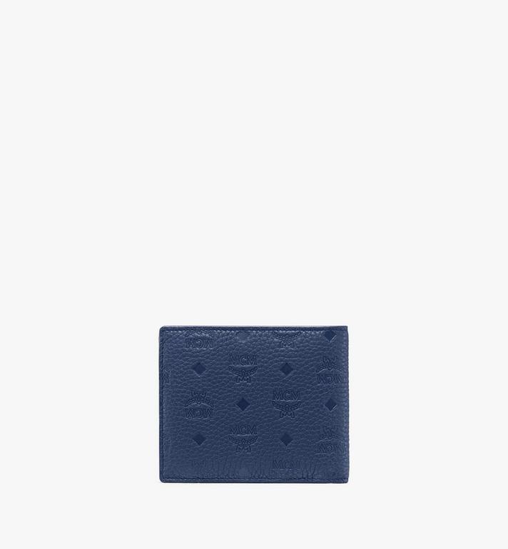 MCM Gefaltete Brieftasche aus Tivitat-Leder  MXS9ABT29VA001 Alternate View 2