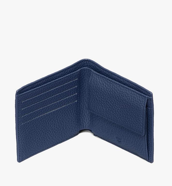 MCM Gefaltete Brieftasche aus Tivitat-Leder  MXS9ABT29VA001 Alternate View 3