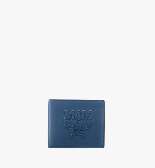 Coburg Bifold Wallet in Injection Leather