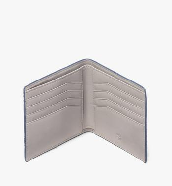 MCM Coburg Bifold Wallet in Injection Leather Alternate View 3