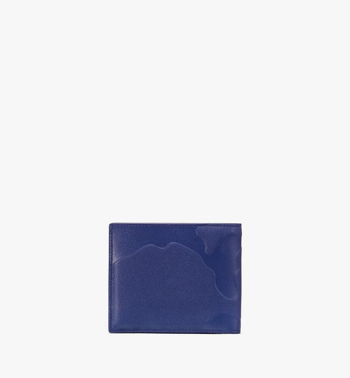 MCM Gefaltete, geprägte Brieftasche in Lion Camo  MXS9AES17VE001 Alternate View 2