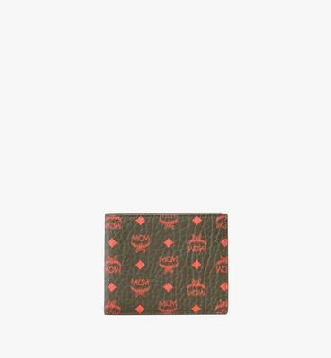 82a60187fb Men's Wallets | MCM