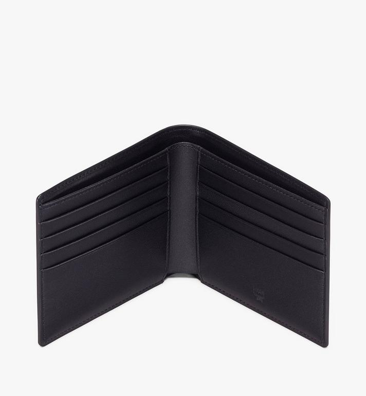 MCM Bifold Wallet in Gradation Visetos Alternate View 3
