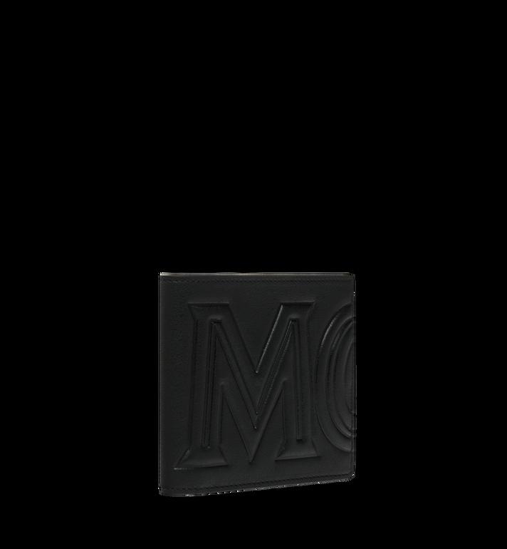 MCM MCM 인젝션 로고 2단 반지갑 Alternate View 2