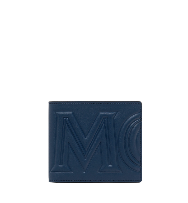 MCM MCM 인젝션 로고 2단 반지갑 Alternate View