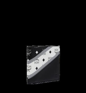 MCM Gefaltete Brieftasche in M Move Visetos MXS9SCV30BK001 AlternateView2