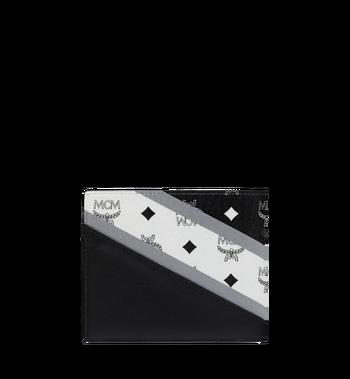 MCM Gefaltete Brieftasche in M Move Visetos MXS9SCV30BK001 AlternateView3