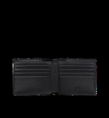 MCM Gefaltete Brieftasche in M Move Visetos MXS9SCV30BK001 AlternateView4
