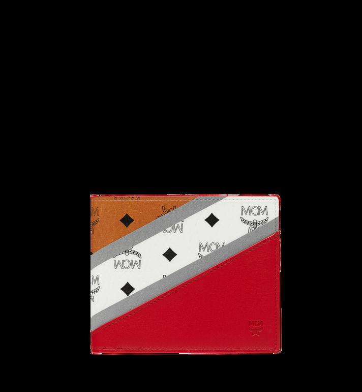 MCM Bifold Wallet in M Move Visetos MXS9SCV30CD001 AlternateView