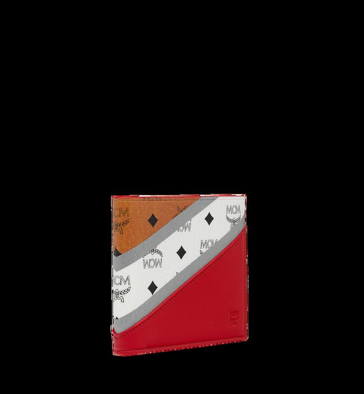MCM Bifold Wallet in M Move Visetos MXS9SCV30CD001 AlternateView2