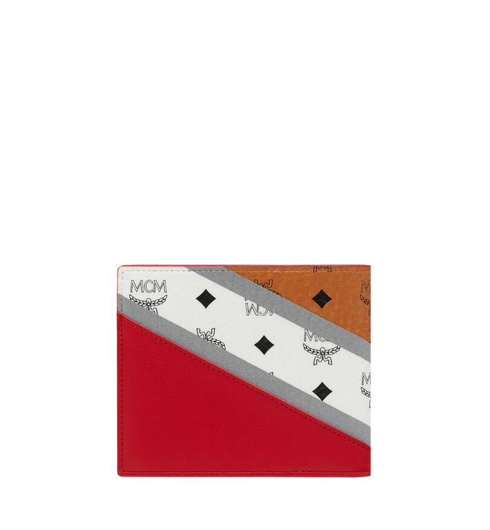 MCM Bifold Wallet in M Move Visetos MXS9SCV30CD001 AlternateView3