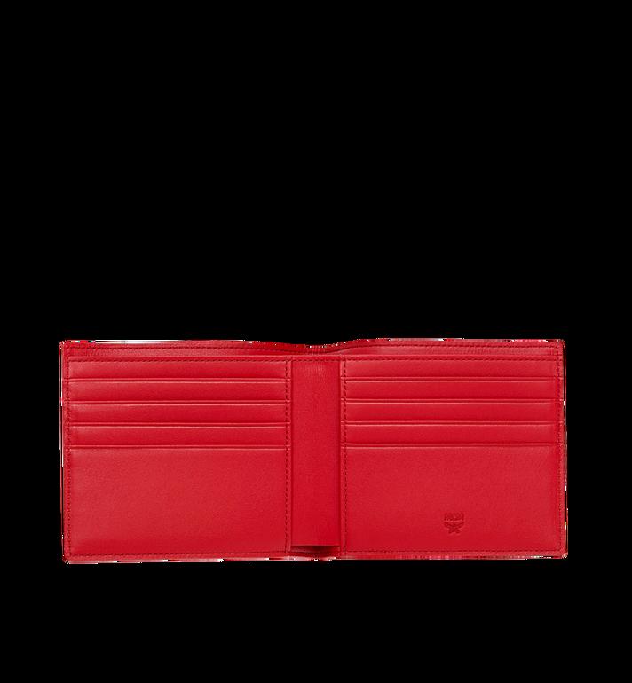 MCM Bifold Wallet in M Move Visetos MXS9SCV30CD001 AlternateView4