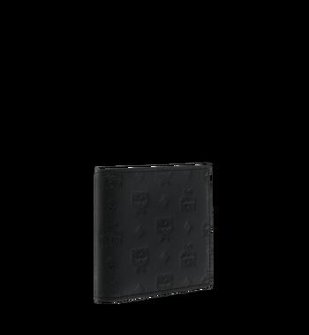 MCM Bifold Wallet in Monogram Leather Alternate View 2