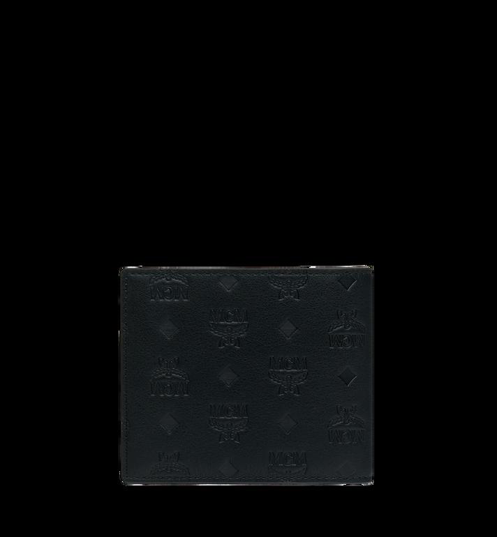 MCM Bifold Wallet in Monogram Leather Alternate View 3