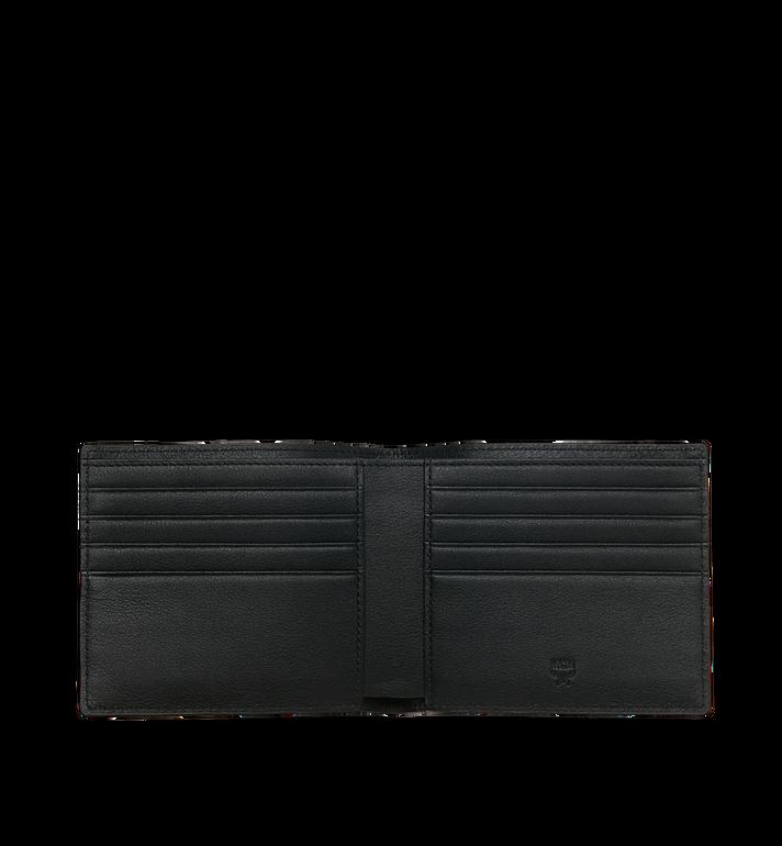 MCM Bifold Wallet in Monogram Leather MXS9SKM45BK001 AlternateView4