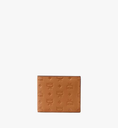 Bifold Wallet in Monogram Leather