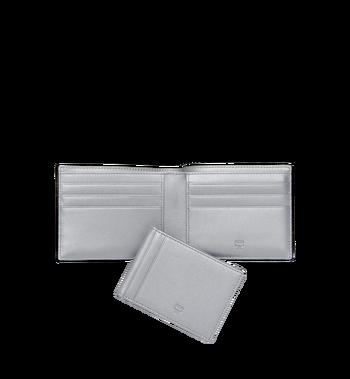 MCM Bifold with Card Case in Visetos Original Alternate View 5