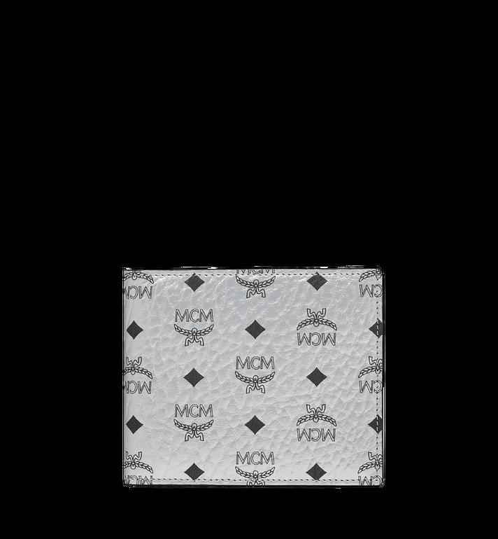 MCM Bifold Wallet in Visetos Original MXS9SVI63SB001 AlternateView
