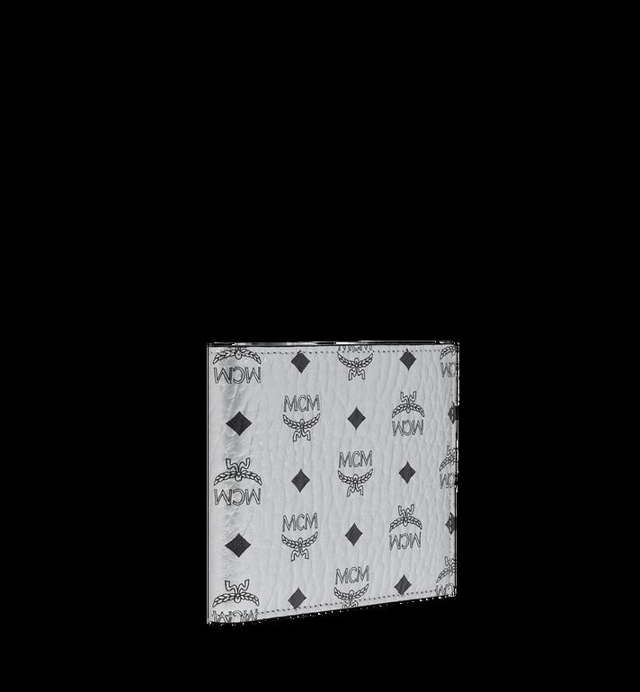 MCM Bifold Wallet in Visetos Original MXS9SVI63SB001 AlternateView2