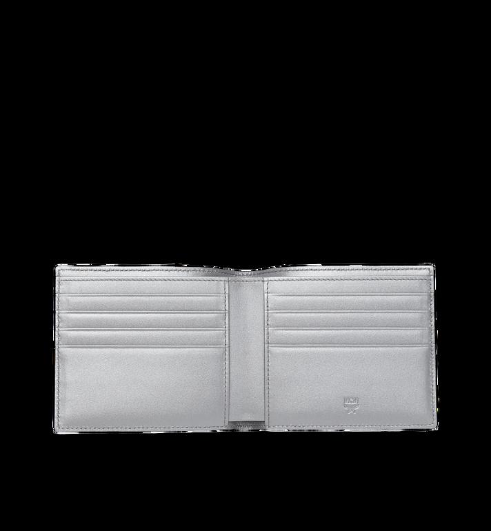 MCM Bifold Wallet in Visetos Original MXS9SVI63SB001 AlternateView4