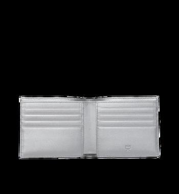MCM Bifold Wallet in Visetos Original Alternate View 4