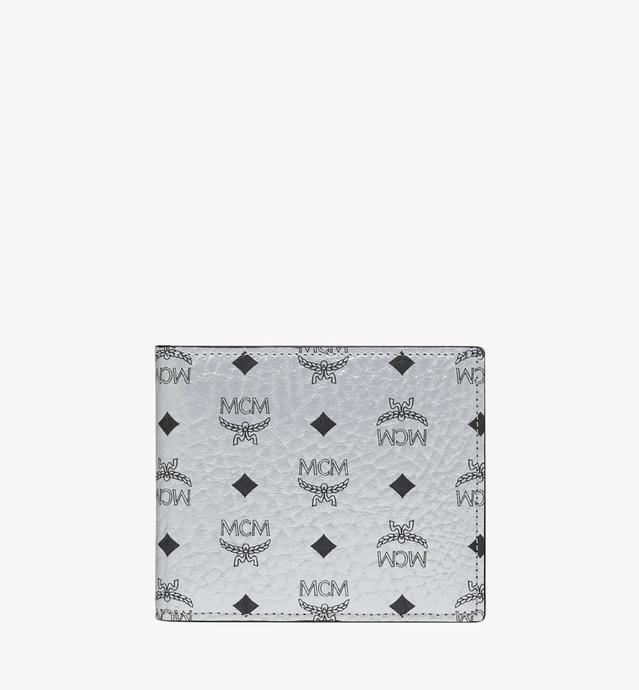 Gefaltete Kleingeld-Brieftasche in Visetos Original