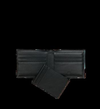 MCM Bifold with Card Case in Webbing Visetos Alternate View 5