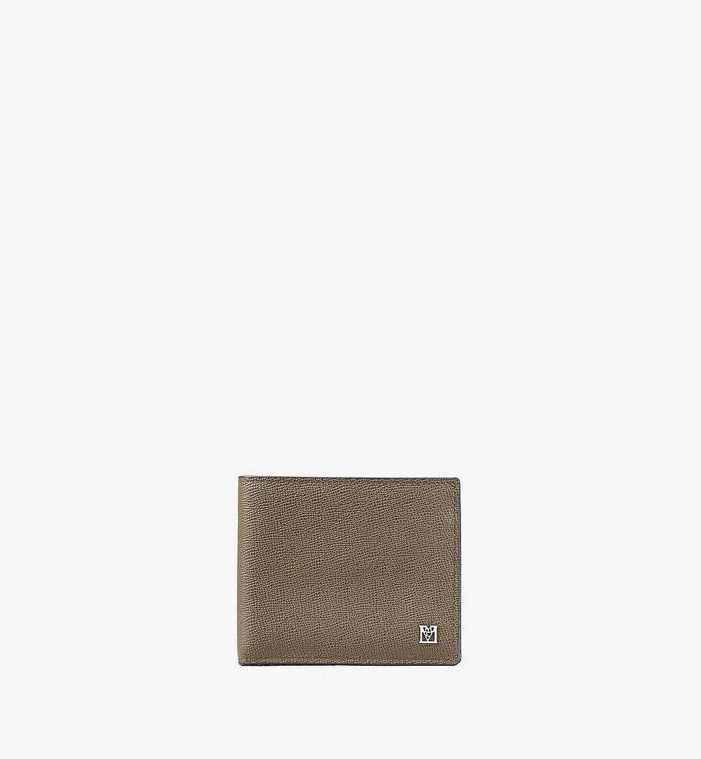 MCM Gefaltete Mena Brieftaschen Green MXSAALM01JH001 Noch mehr sehen 1