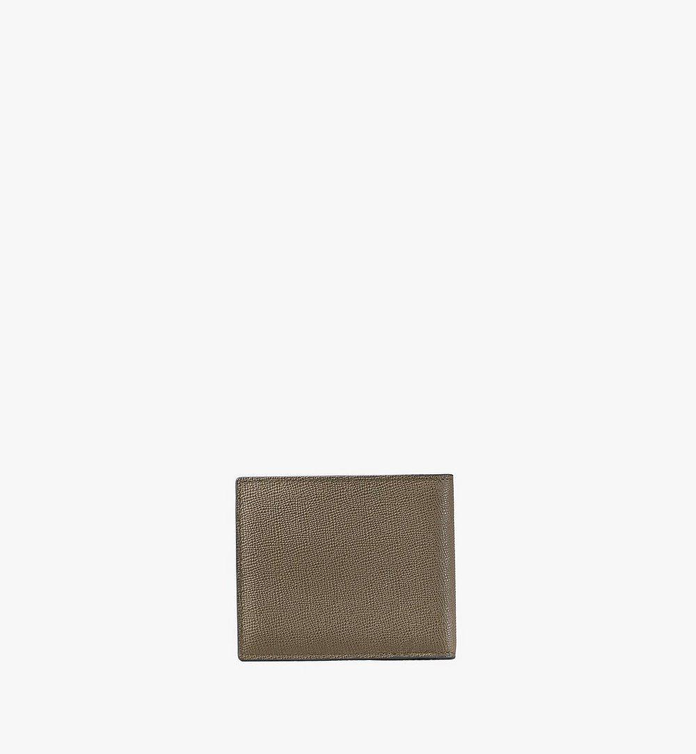 MCM Gefaltete Mena Brieftaschen Green MXSAALM01JH001 Noch mehr sehen 2