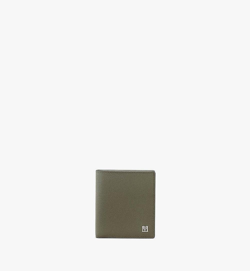 MCM Gefaltete Mena Brieftasche für Karten Green MXSAALM02JH001 Noch mehr sehen 1