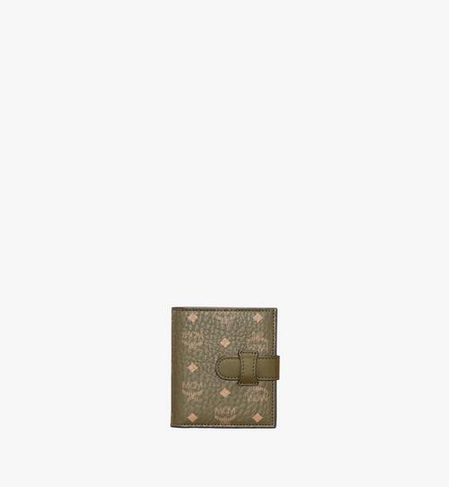 Porte-cartes à deux volets en Visetos Original
