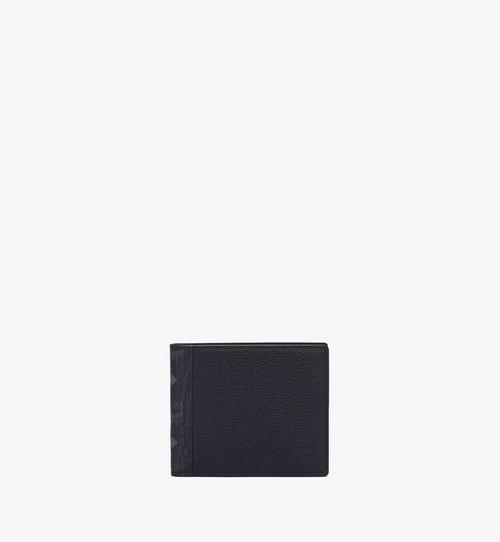 二つ折りウォレット - ヴィセトス レザー ミックス