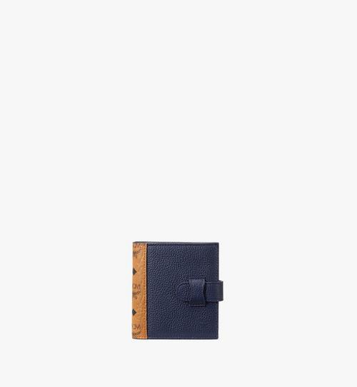 二つ折り カードウォレット - ヴィセトス レザー ミックス