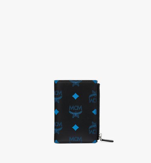 Bifold Card Wallet in Color Splash Visetos